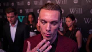 'Will' on TNT - Jamie Campbell Bower Interview