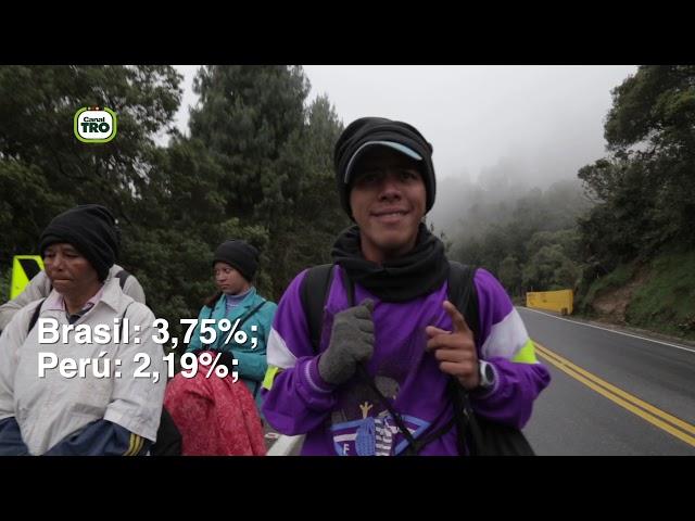 Retratos - Caminando con los venezolanos