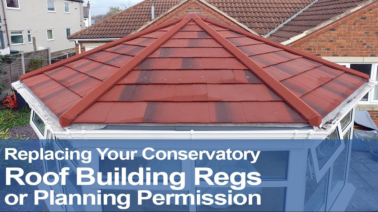 Replacing Conservatory Roof Tile Conservatory Roof
