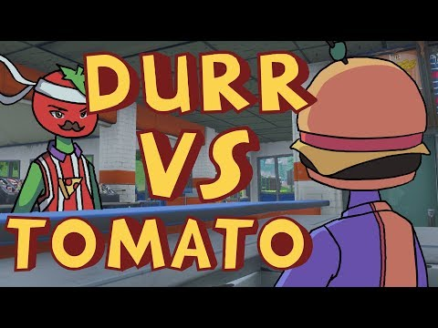 Fortnite Animated: The REAL Reason Durrr Burger Closed Down