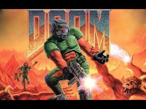 Doom E1M3: Toxin Refinery - Mr. Vile Remix