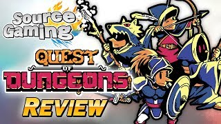 Quest of Dungeons (Switch) Review