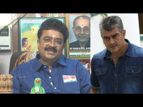 Controversies surrounding Ajith in Nadigar Sangam Cricket - S Ve Shekher clarifies