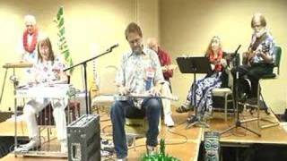 SONG OF THE ISLANDS with 3 Steel Guitars