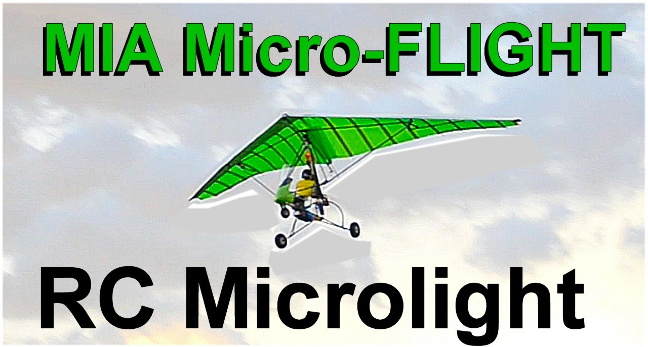 Discussion ***Real Weight-Shift *** RC MICROLIGHT Trike