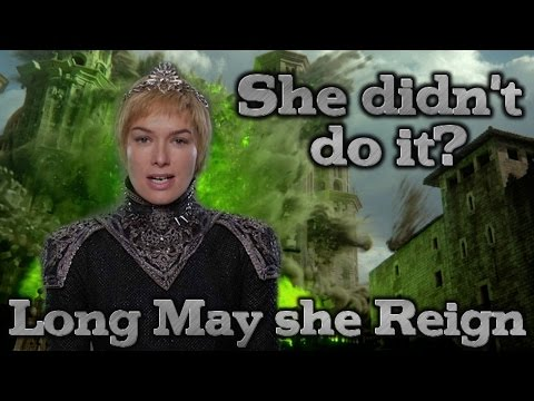 Game of Thrones Season 7   The Mad Queen Cersei Lannister's Master plan (Spoilers)