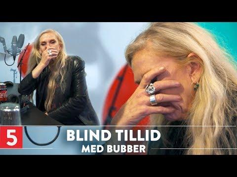 Mads Langers version af 'Overgir mig langsomt' rører Sanne til tårer| Blind tillid med Bubber