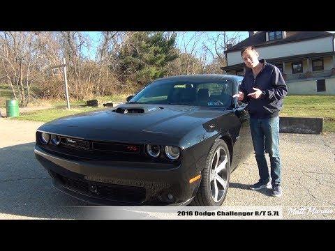 Review: 2016 Dodge Challenger R/T Shaker 5.7L