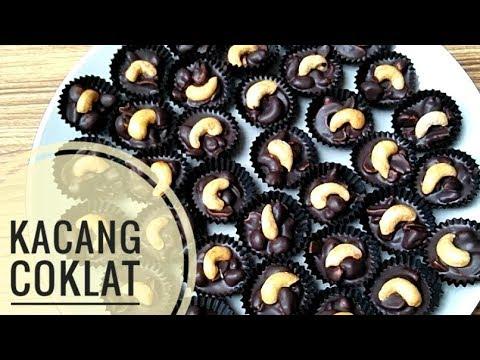 Resep Kacang Coklat Simpel