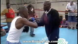 FLOYD MAYWEATHER JR TRAINING FOR ZAB JUDAH AMAZING NEVER BEFORE SEEN FOOTAGE