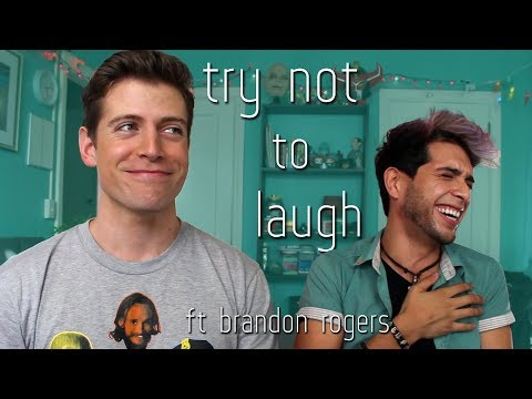 Try Not To Laugh ft. Arlo & Cliff from Magic Funhouse [aka Brandon Rogers]