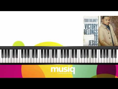How to play Victory Belongs To Jesus (with reprise) by Todd Delaney (Piano Tutorial)