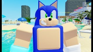 Watch Sonic Trailer In Roblox Roblox Jabx Sonic The Hedgeblox Adventures Sonic Roblox Fangame Youtube