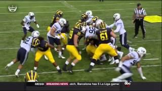 2015 Michigan Football highlights v. BYU