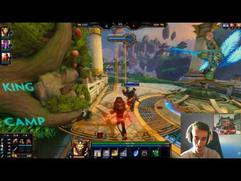 RANKED JOUST / ANHUR - COMENZAMOS LAS QUALIFYING