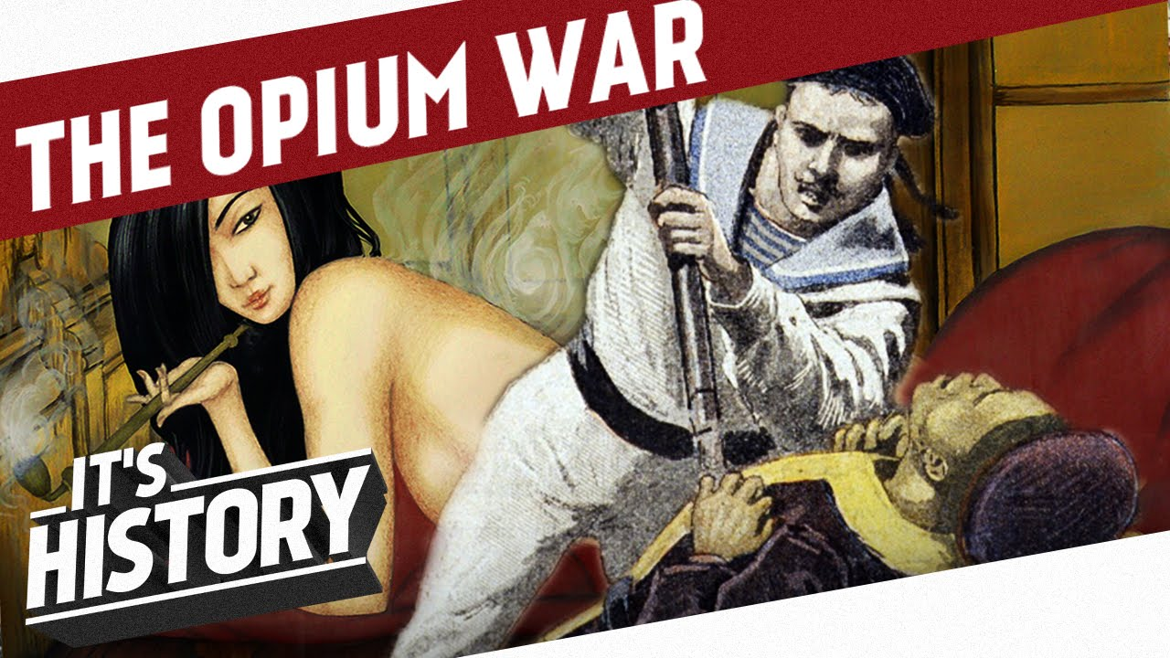 the opium war lost in compensation l history of the opium war lost in compensation l history of