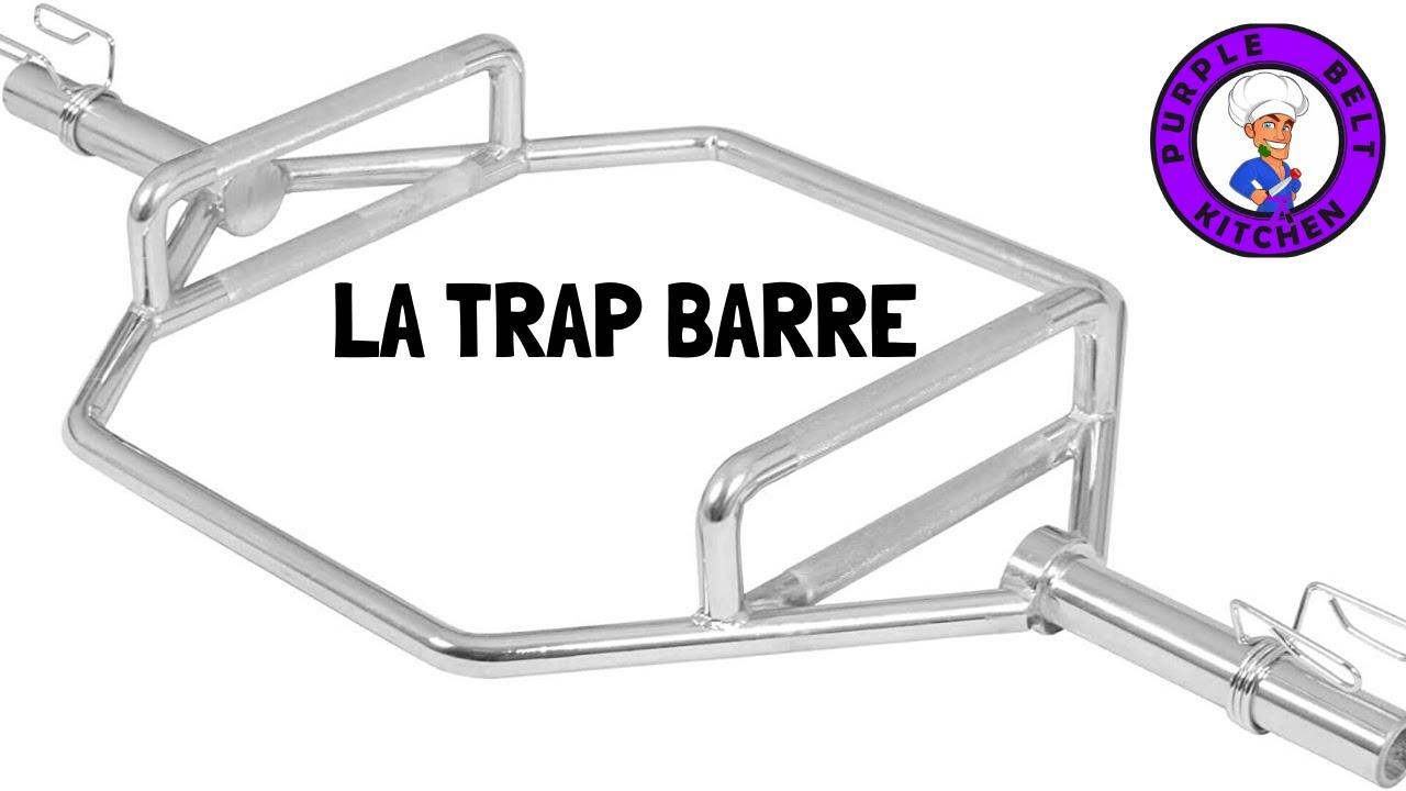 Trap Bar ou  Barre hexagonale