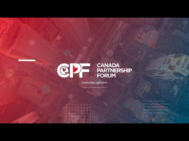 Canada Partnership Forum (CPF) Toronto 2020