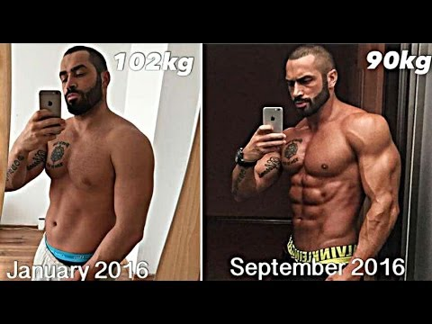lazar angelov transformation after 4 surgeries  aesthetic