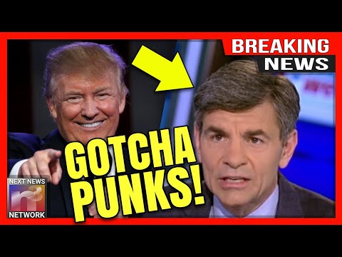 BOOM! Trump Lays HISTORIC Trap for RABID Leftist Media and They Walk RIGHT INTO His Woodchipper!