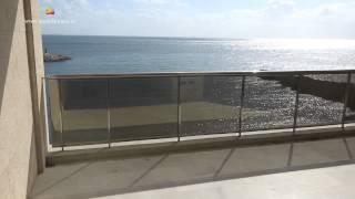 Банковская недвижимость в Испании, в Алтее. Купить в кредит квартиру на первой линии моря от банка