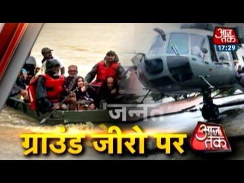 Ground zero report of devastating Kashmir floods