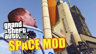 GTA 5 SPACE MOD - Wir fliegen in den WELTRAUM