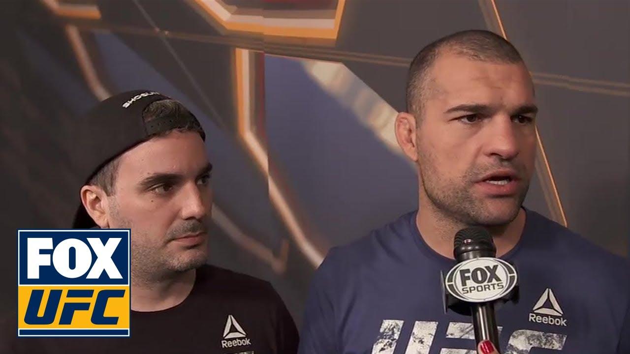 Shogun Rua hopes to keep his winning streak alive | INTERVIEW | UFC FIGHT NIGHT