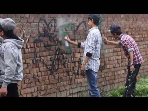 Hindustan | The Graffiti | Ludhiana | HD