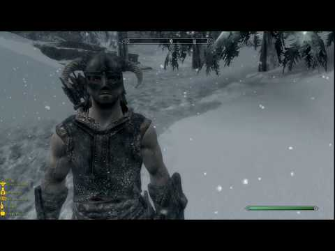 Тест Сборки Unbelievable Winter Skyrim ( UWS)