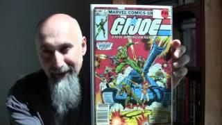 Reading Comics, Introduction to Set #4, Part 1: My Picks, 16 Books [ASMR, Male, Soft-Spoken]