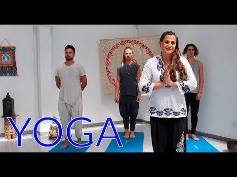 Yoga 🧘🏼♂️🧘🏻♂️ - Antonina Canal