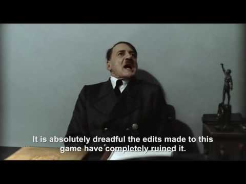 Hitler Reviews: Left 4 Dead 2 (Australian Version)