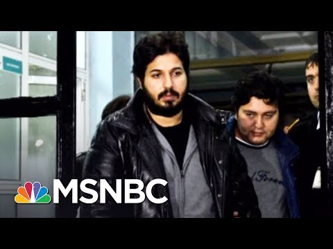 Did This Man Work With Michael Flynn To Kidnap Turkish Cleric? | AM Joy | MSNBC