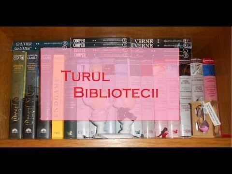 TURUL BIBLIOTECII MELE | 2015