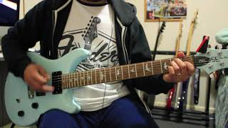 Weezer - Say It Ain't So (Guitar Cover)