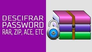 Descifrar El Password/Contraseña De Archivos Rar/Zip/Ace/Arj, Método Real!