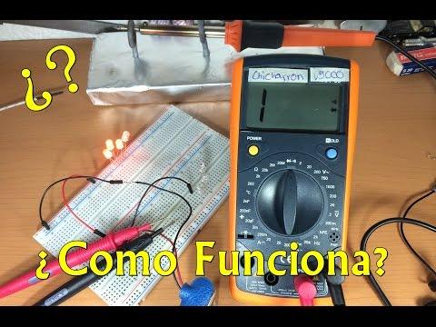 Como Funciona Un Multimetro? Para Que Sirve? Y Como Usarlo? - La Electronica Basica