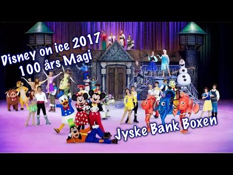 Disney On Ice - 100 års Magi. Jyske Bank BOXEN, Herning, Denmark 2017