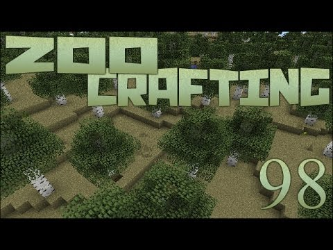 Zoo Crafting: Forest Ranger Duties! 🐘 Zoo Crafting: Episode #98