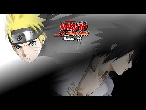 Naruto Shippuden the Movie Bonds ナルト 疾風伝 Review - Naruto and Sasuke on the Big Screen