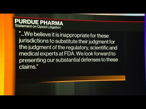 Opioid Lawsuit Links Counties in Fight Against Big Pharma