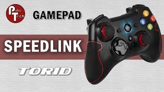 Обзор SPEEDLINK TORID Gamepad