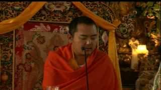 2012-03-02 afternoon - The 37 Practices of Bodhisattva teaching by HE Khamtrul Rinpoche