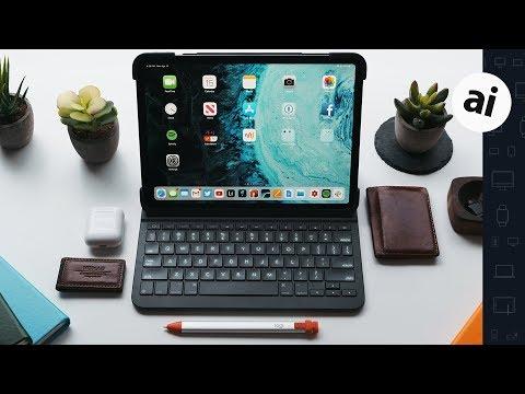 Logitech Slim Folio Pro Review: The Best IPad Pro Keyboard