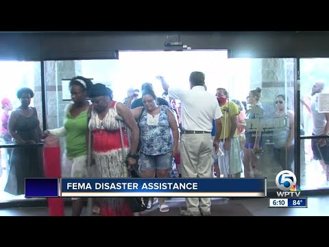 FEMA disaster assistance in Greenacres