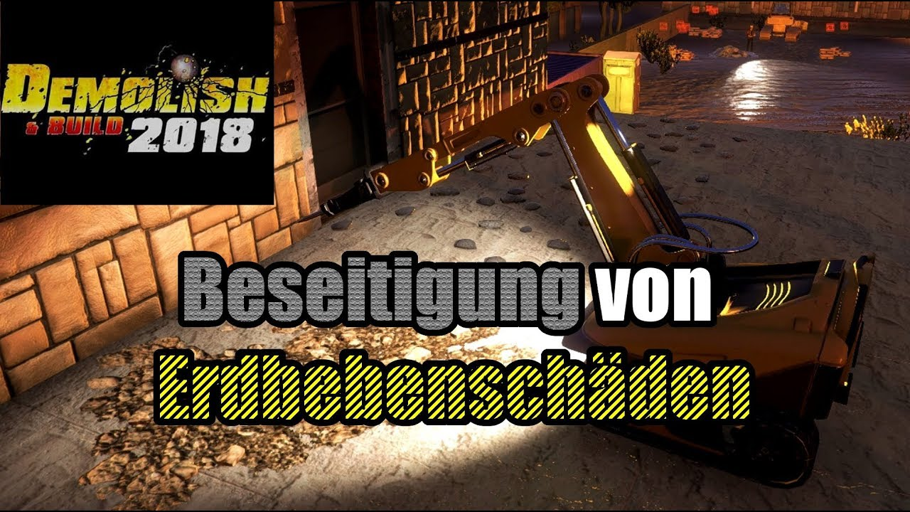 Demolish Deutsch