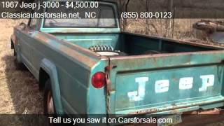 1967 Jeep j-3000 Gladiator - for sale in , NC 27603 #VNclassics