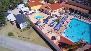 Camping Le Roussillon - Chadotel - St Cyprien - Pyrénées Orientales