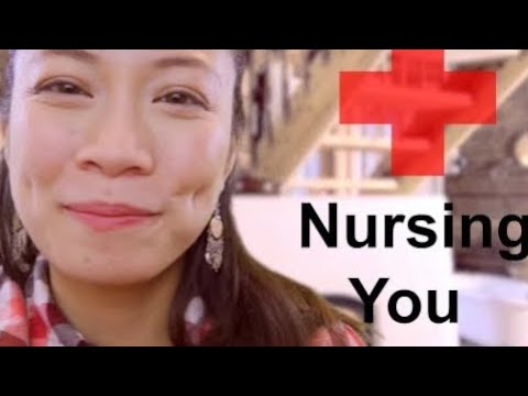 ASMR Nursing Your Wounds Roleplay